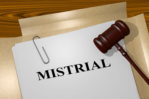 What Are the Causes of a Mistrial?
